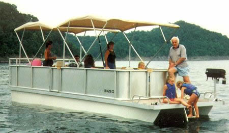 How Much Does a Pontoon Boat Cost? – The Pontoon Site