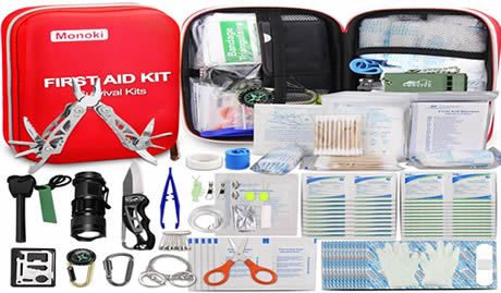 Boat first aid kit